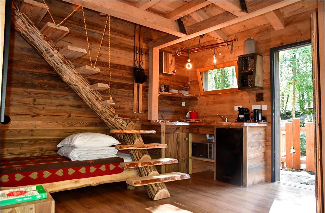 living roomrefuge Mont Perdu